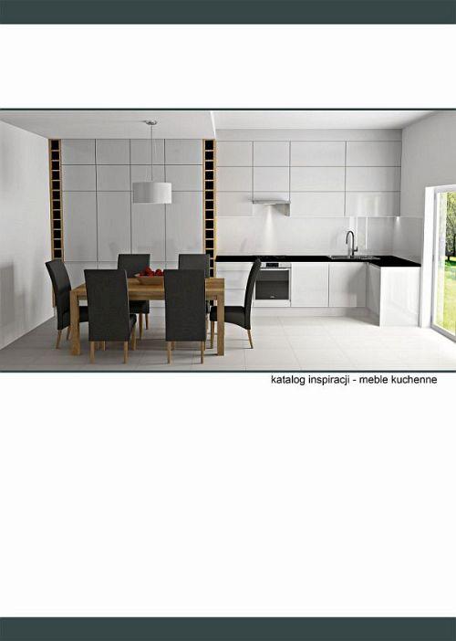 katalogi z inspirującymi projektami kuchni 1