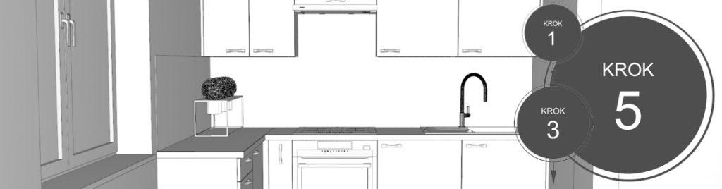 Wizualizacje mebli kuchennych 3D | koncept3d