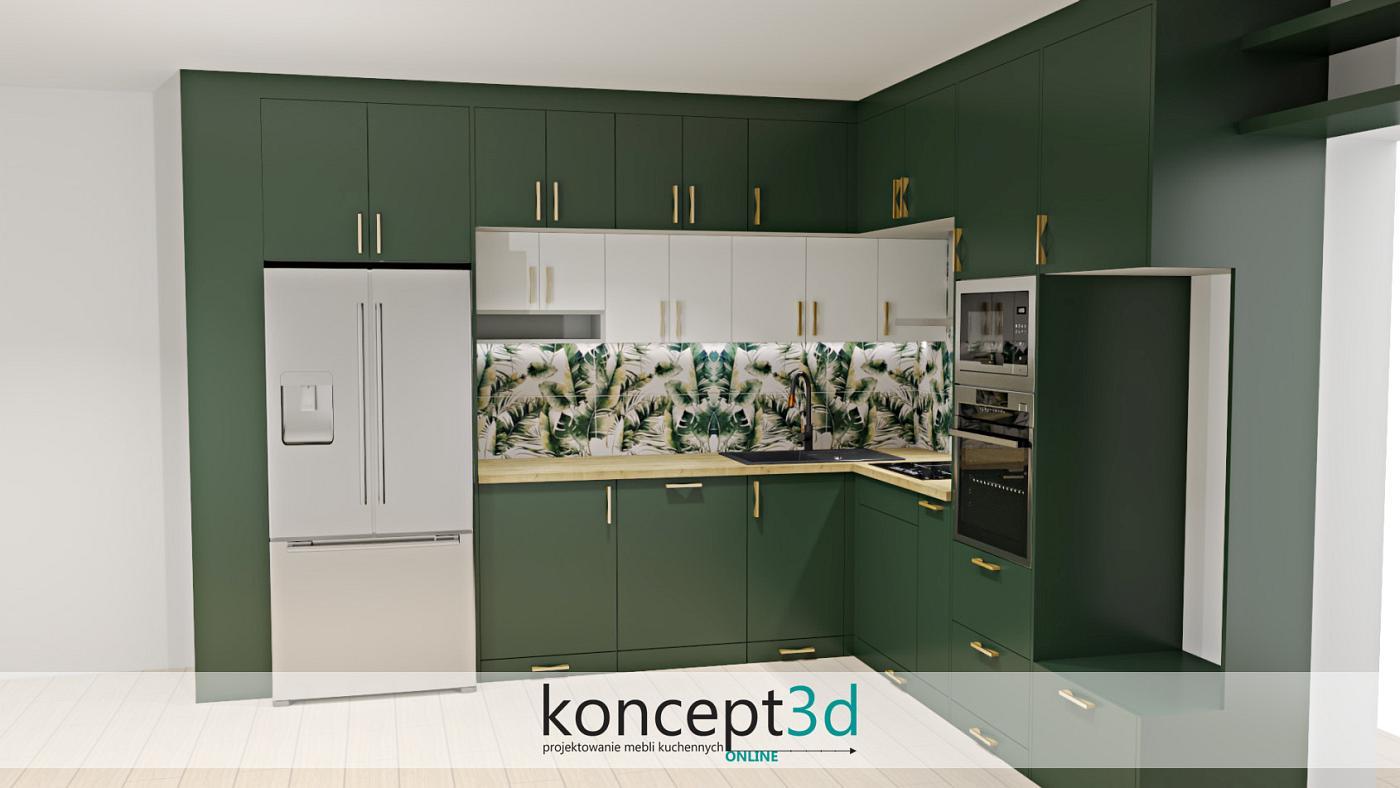 Płytki mają tak bogatą kolorystykę i wzornictwo, że odnajdą się w każdej kuchni