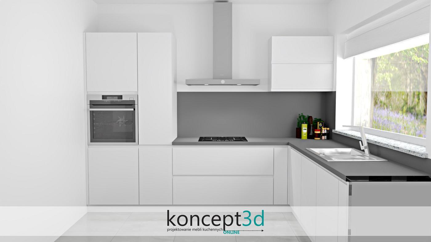 W nowoczesnych kuchniach duże szuflady nie stanowią problemu. Dzięki solidnym prowadnicom komfort gwarantowany. Kuchnia w kształcie litery L