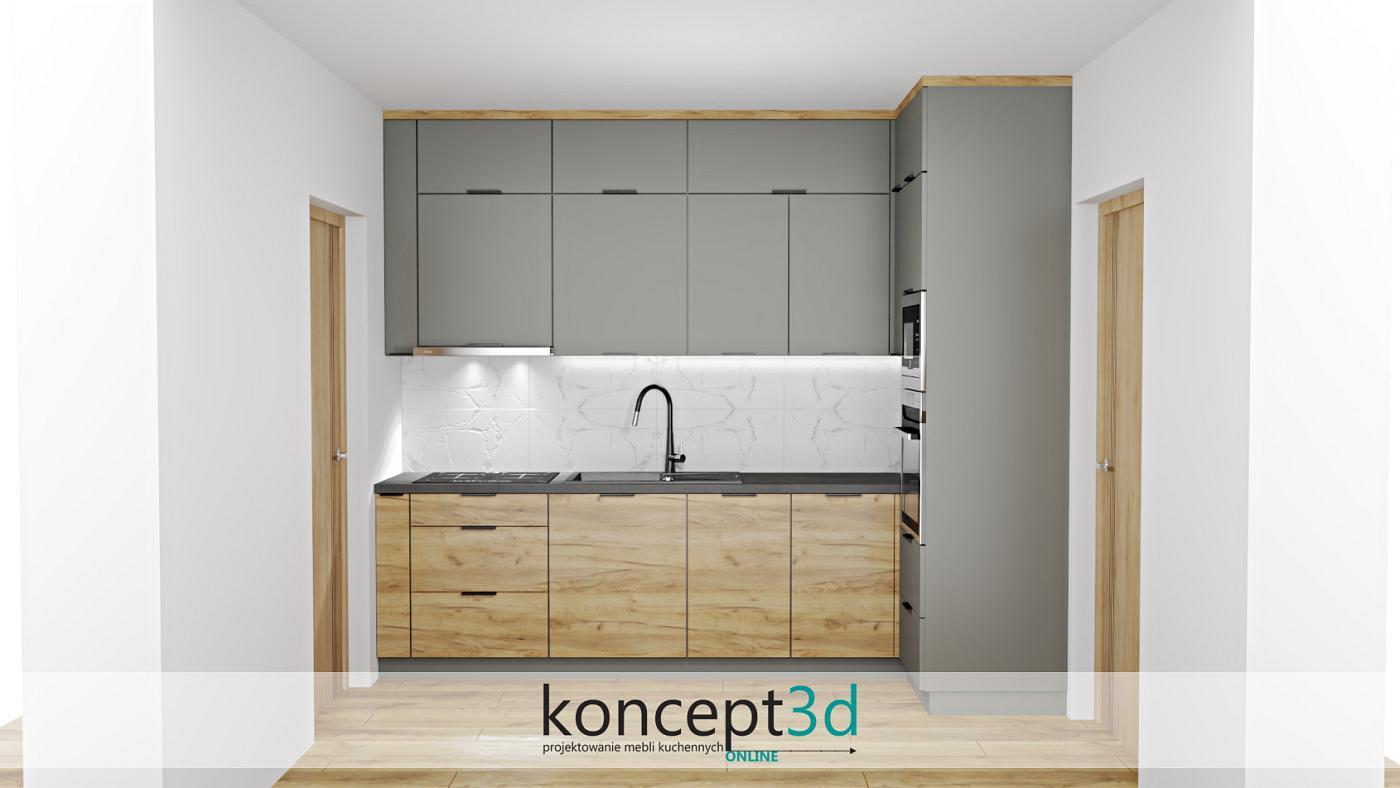 Nowoczesnym rozwiązaniem podczas aranżowania mebli kuchennych będzie zastosowanie cienkich i praktycznie niewidocznych uchwytów