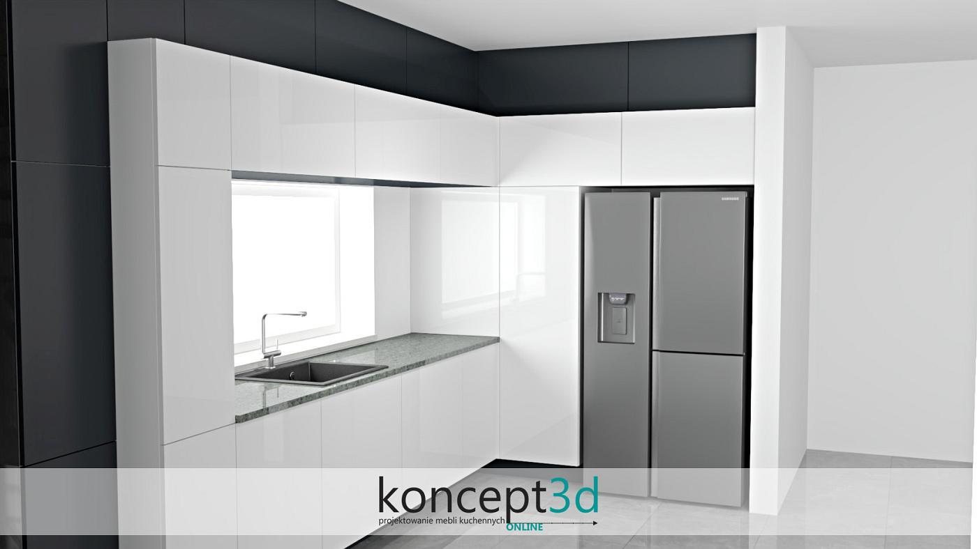 Oryginalna lodówka z kostkarką to element wymagany w nowoczesnej odsłonie kuchni