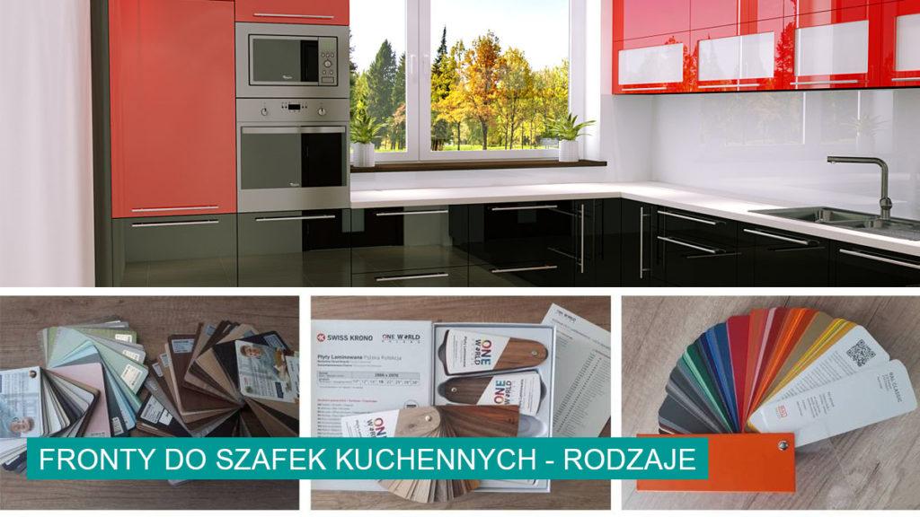 Fronty do szafek kuchennych | koncept3d
