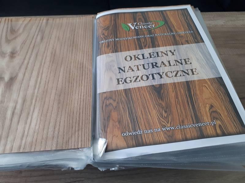 Okleiny naturalne egzotyczne Classic Veneer | koncept3d