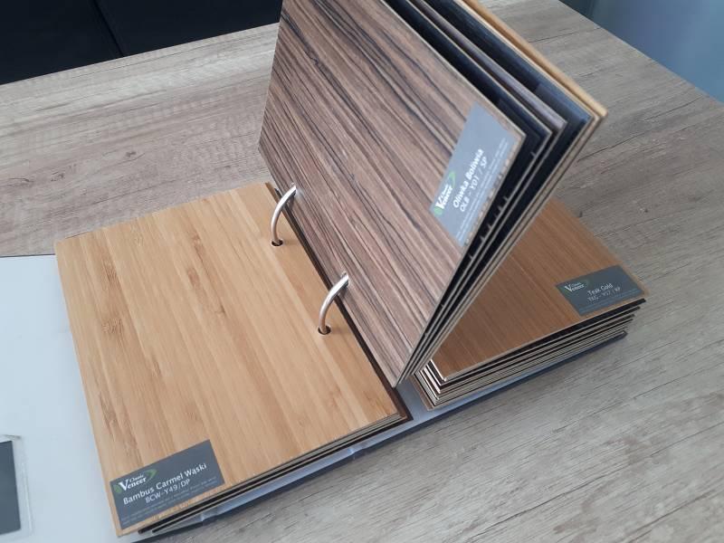 Fronty do szafek kuchennych z okleiny modyfikowane koncept3d projekty kuchni