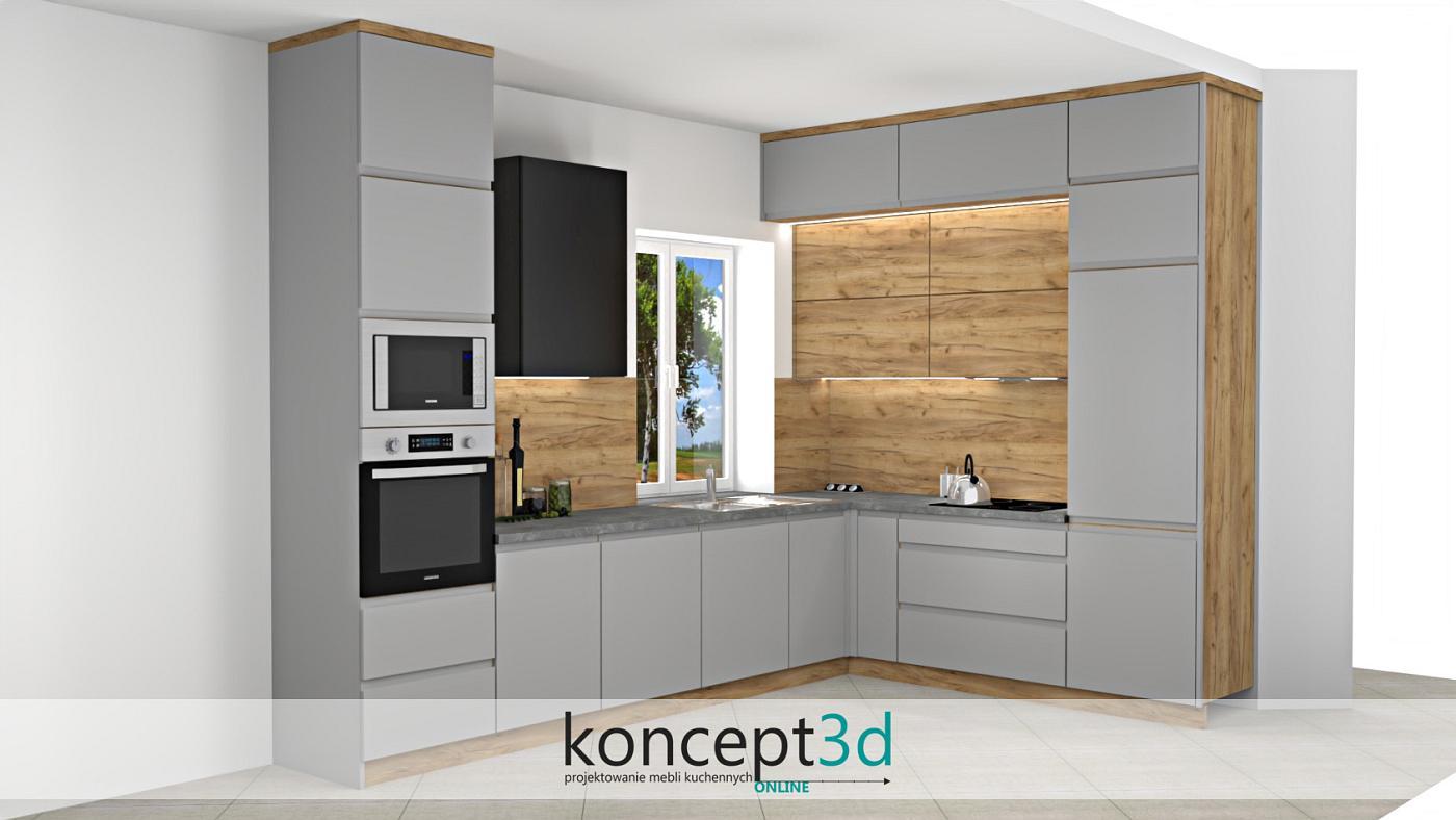 Laminat drewniany na ścianie często wykorzystywany jest przez projektantów