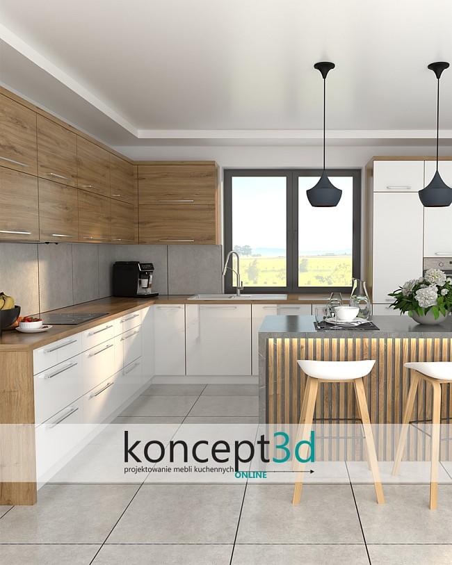 Blat Dąb Odwieczny D1041OW | koncept3d projekty kuchni