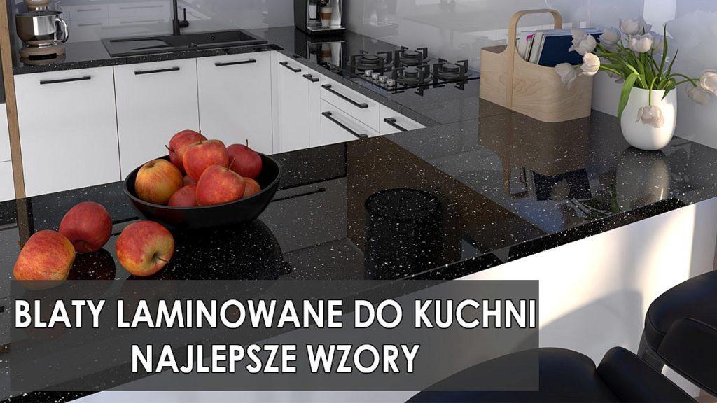 Blaty laminowane do kuchni | koncept3d projekty mebli kuchennych | inspiracje i aranżacje