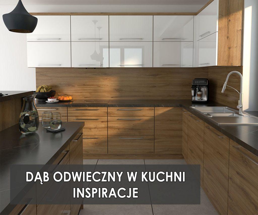 Dąb Odwieczny kuchnia | koncept3d projekty kuchni