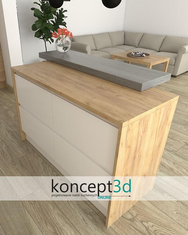 Projekty kuchni Kraków | koncept3d